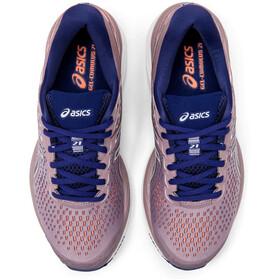 asics Gel-Cumulus 21 Schuhe Damen dive blue/violet blush